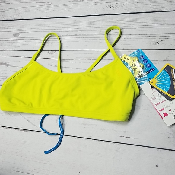 Arena Other - ARENA swim neon top lime green yellow